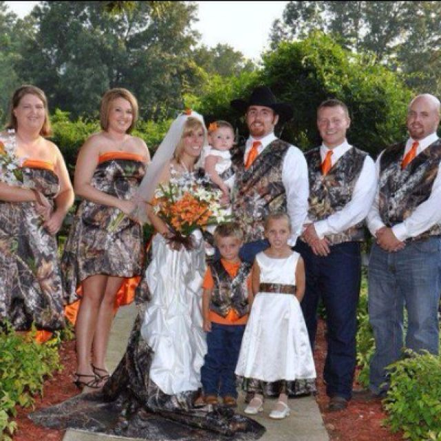 34 Best Images About Redneck Wedding Or Camouflage Prom