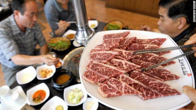 Super Cool 95 Korean BBQ Food Photos that will make you MELT! Check more at http://dougleschan.com/the-recruitment-guru/korean-bbq/95-korean-bbq-food-photos-that-will-make-you-melt/