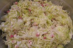 Spitzkohlsalat, ein beliebtes Rezept aus der Kategorie Studentenküche. Bewertungen: 5. Durchschnitt: Ø 3,7.