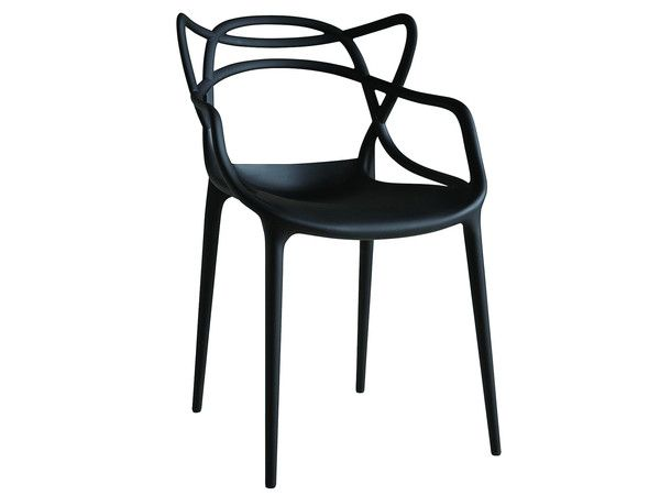 Philippe Starck Masters Chair Replica - Black I Newell Furniture