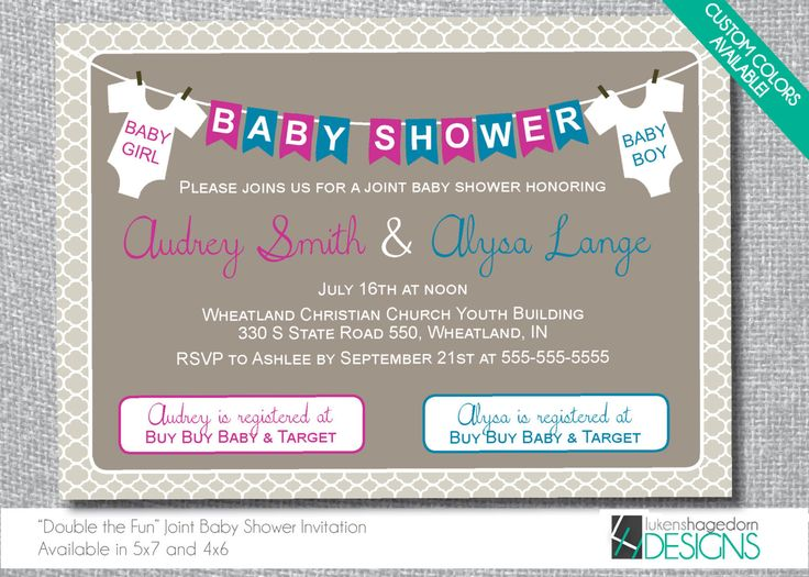 23 best BABY SHOWER INVITATIONS BABY ANNOUCEMENTS images on