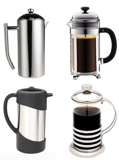 5 More Uses For Your French Press! Frothing, Straining,  Tea, Infusing, Rinsing - brilliant ideas. But I've broken 4 glass carafes and 1 ceramic one. No injuries, but my wallet is sad about this. Only plastic carafes for me from here on out.