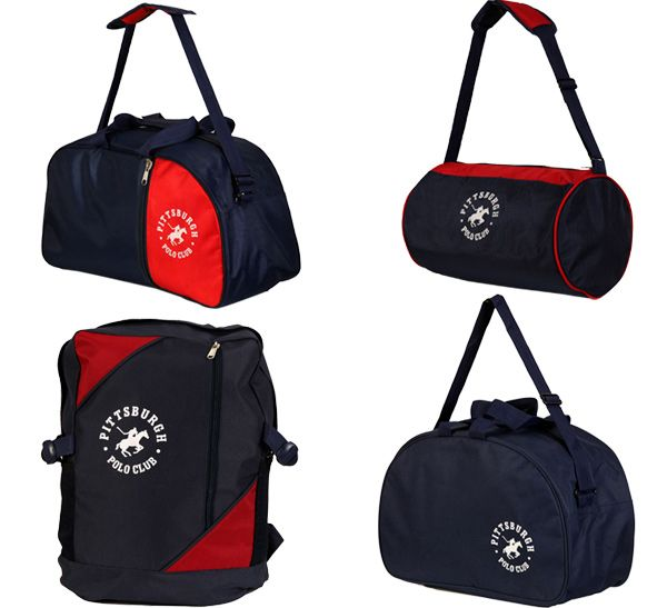 Polo Club Pack of 4 Pittsburgh Bags (Blue)   http://offerground.com/polo-club-pack-of-4-pittsburgh-bags-blue/#.UZsjCsrh4rc