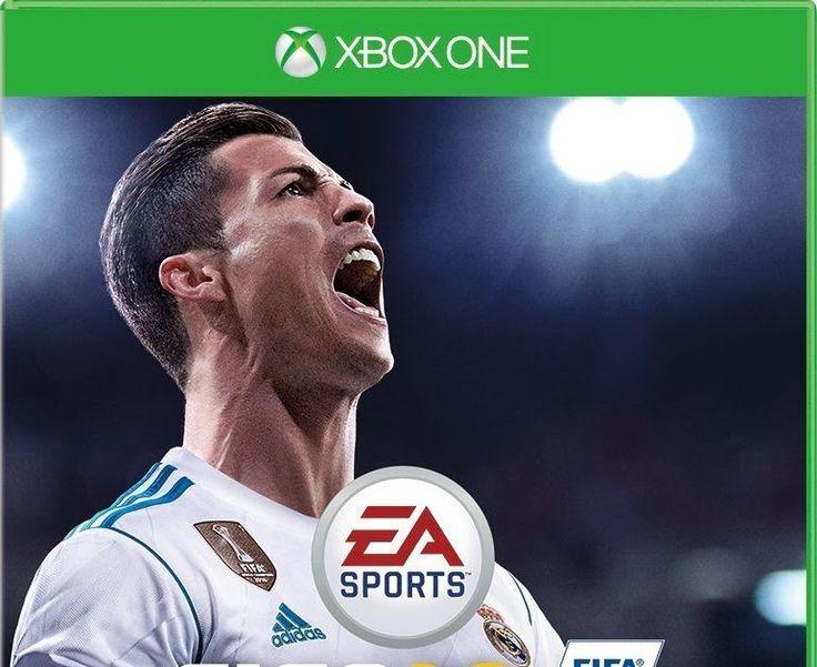 FIFA 18 2018 XBox One Standard Edition Brand New Sealed Fast Ship w Tracking