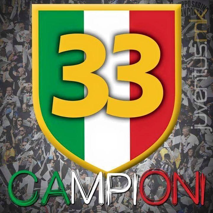 33 CAMPIONI