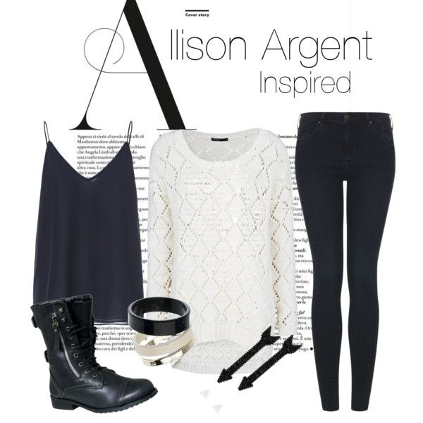 Inspired by Allison Argent ~ Teen Wolf