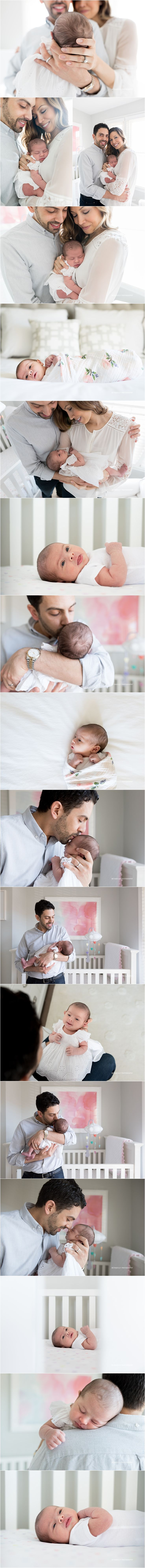 Day No. 8 | Washington DC Natural Newborn Baby Photographer | Bethadilly Photography