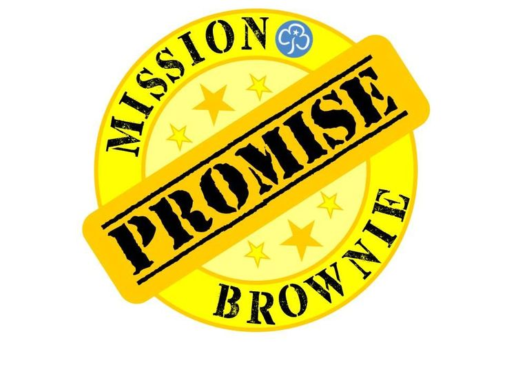 A brilliant challenge badge for new and old Brownies to learn the Promise and what it means to be a Brownie