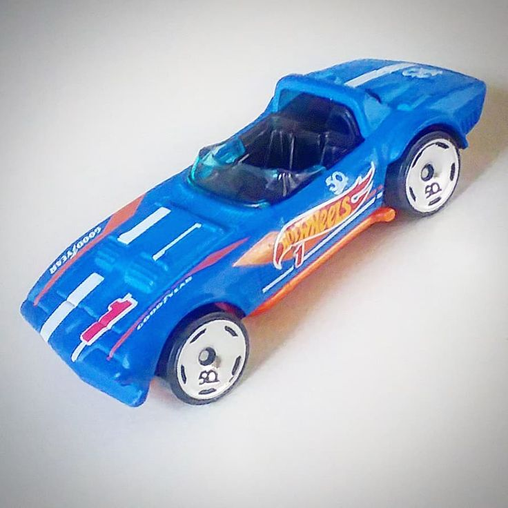 Hot Wheels 50th Anniversary Corvette Grand Sport Roadster