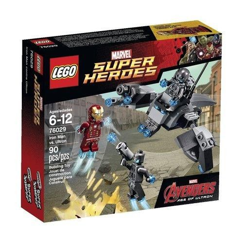 LEGO Marvel Super Heroes Iron Man vs. Ultron (76029)