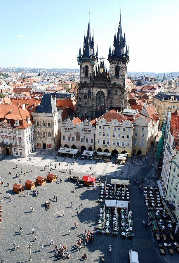 Paseos y visitas guiadas por la ciudad medieval de Praga