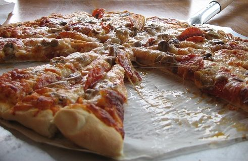 Different Pizza Recipes from.... What's Cooking America