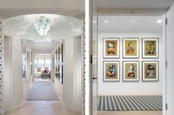 Palm Beach Apartment by John Gilmer Architect, Inc.
