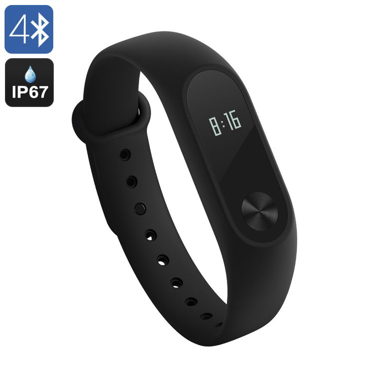 Xiaomi MI Band 2 Fitness Tracker with Heart Rate Monitor - Pick Pay Post