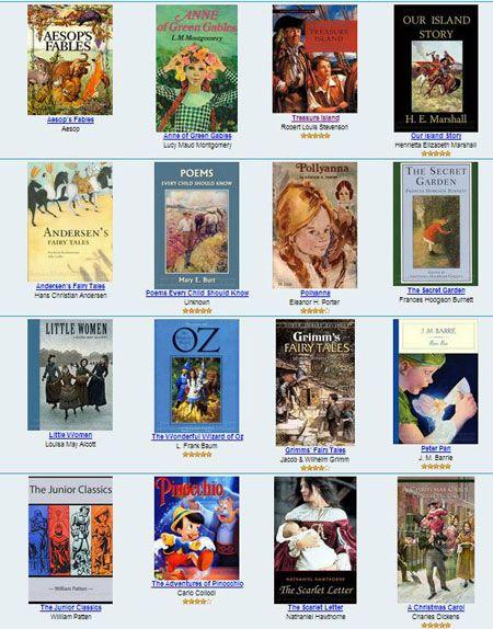 3000 Free Kindle eBooks and Free Audio Books