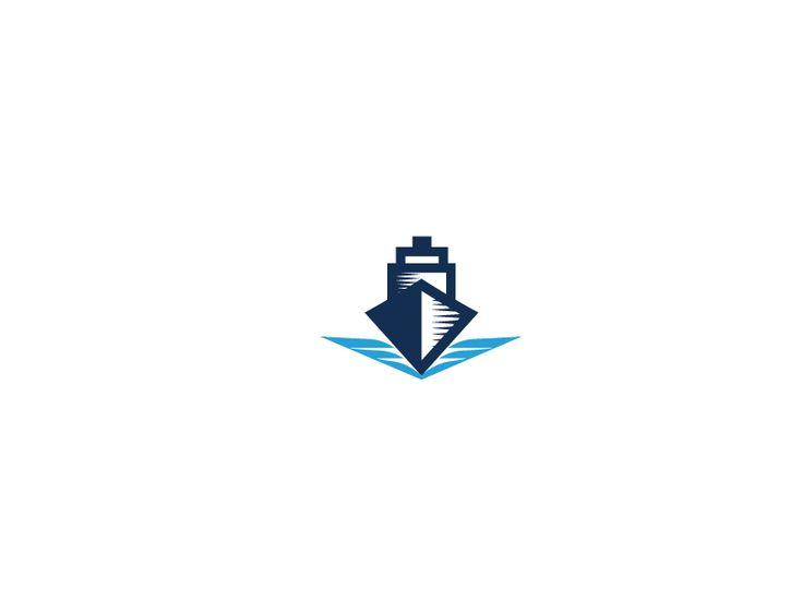 25 ship logo design template ideas and inspiration