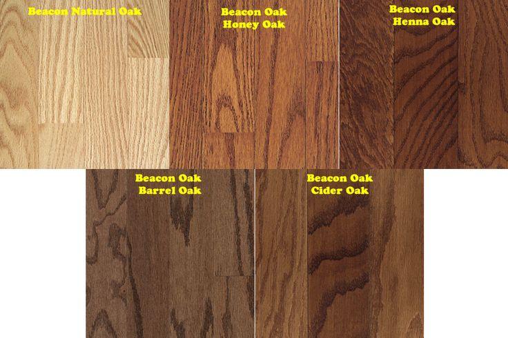 Hardwood Floor Colors DIY Hardwood Flooring Columbia Beacon Oak Compe