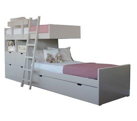 cama tren: Spaces, Home, Habitació Peques, Camas Tren, Cama Tren, Niños Dormitorios, Habitaciones Niños, Cuarto Nena, Age Bedrooms
