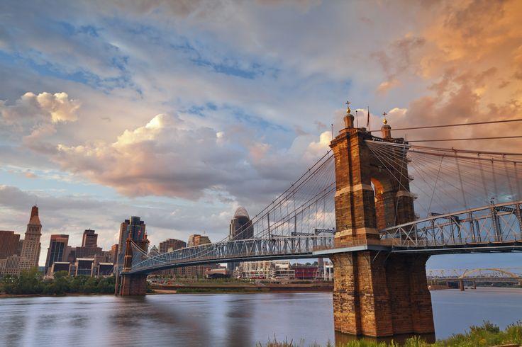 (Picture of Cincinnati) Dayton is #5 in Highest-Paying ZIP Codes in Ohio