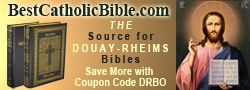 www.drbo.org   Complete catholic bible on line.
