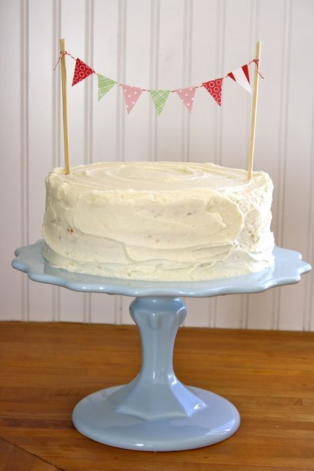 138 best Cake banners images on Pinterest Petit fours Anniversary