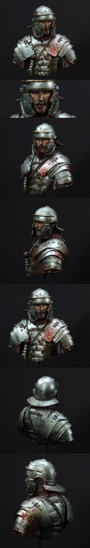 Roman Legionarius 1st Century A.D