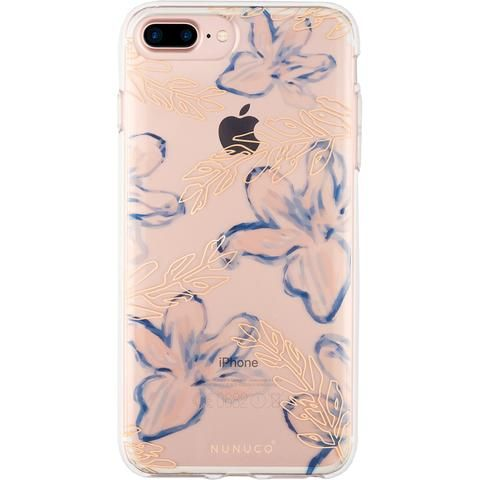 TROPICAL FLORAL IPHONE 6/6S PLUS & 7 PLUS CASE / Nunuco®