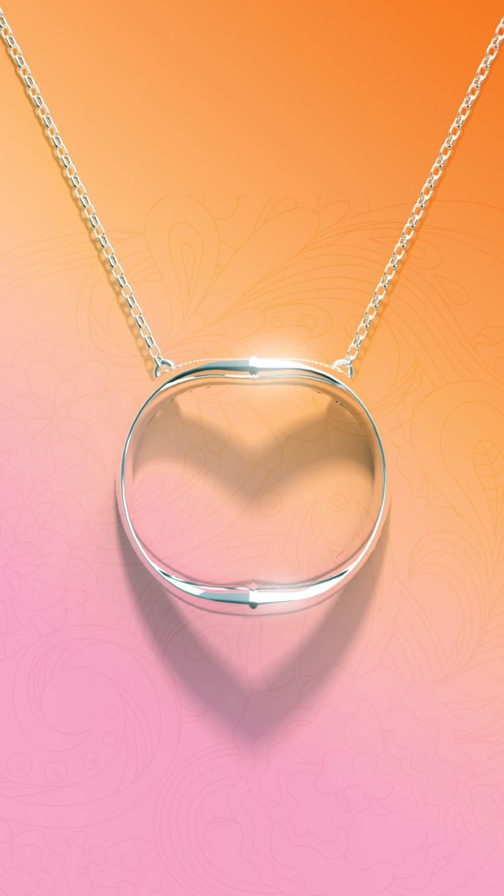16 best Innovative Necklace Shadow Heart images on Pinterest ...