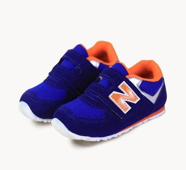 SH070 Sepatu Anak N Balance Blue Size 26 27 28 29 30 Rp 80.000 (ready)