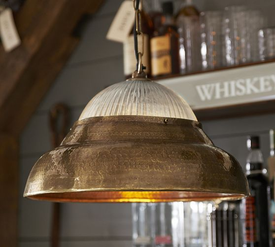 Larkin Pendant | Pottery Barn, $299 Love! Would like to find a place I could put this in our house
