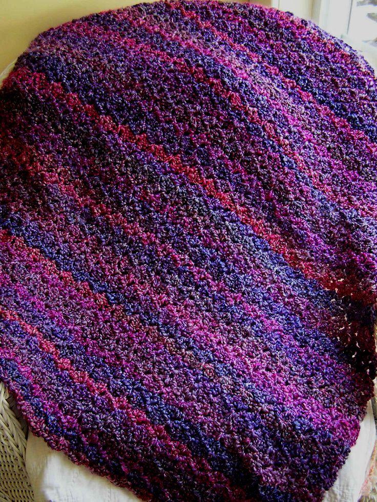 83 Best Crochet Homespun Patterns Images On Pinterest Blankets