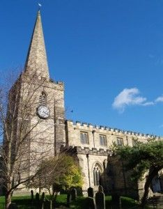 Pickering parish church awarded funds for roof repairs - The Pickering Town Blog