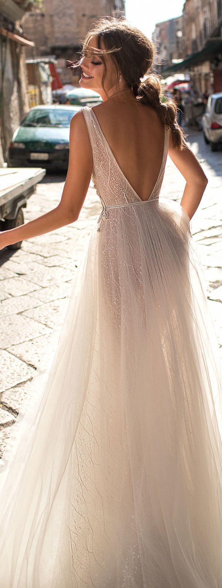 MUSE by Berta: Sicily wedding dress collection