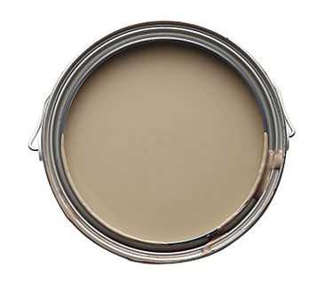 Paint from the Flax collection in Cappuccino ~ I color matched this to Behr paint.