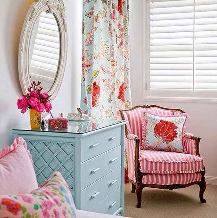 Love The Mix Of Colors Rubys Room Inspiration