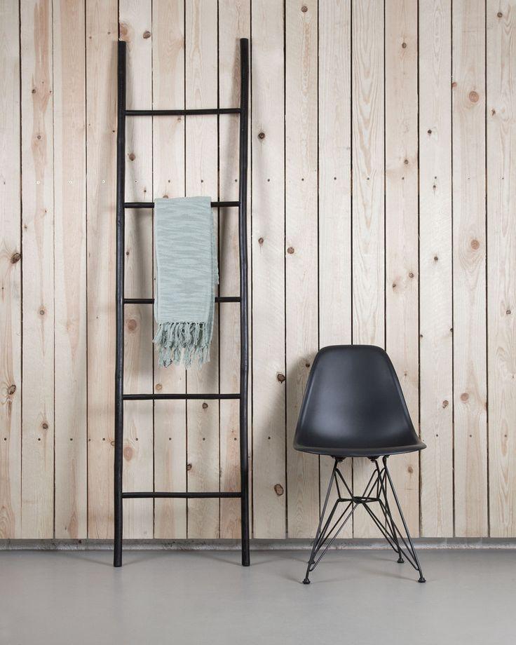 Bamboe Ladder Badkamer ~   over Bamboe Ladders op Pinterest  Bamboe, Ladders en Bamboe Ambachten
