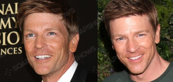 Y&R News: Reports Say Burgess Jenkins is OUT as Billy Abbott