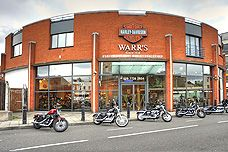 Warr's Harley-Davidson® Online Store For Motorclothes And Genuine Motor Accessories
