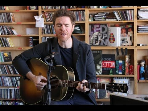 Josh Ritter - Getting Ready to Get Down [Official Lyric Video] - YouTube