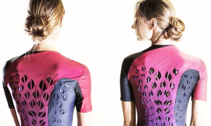 👉🏿😳«Умная» одежда с микроорганизмами может сама себя проветривать 🔻Ученые из Массачусетского технологического института разработали специальную ткань bioLogic. В нее вживлены бактерии bacillus subtilis natto – так называемая «сенная палочка», которая содержится в рисовых стеблях и используется в японских блюдах. Из bioLogic исследователи планируют производить «умную» спортивную форму, которая сможет проветриваться автоматически. 🔻Белок «сенной палочки» может увеличиваться в размерах на…