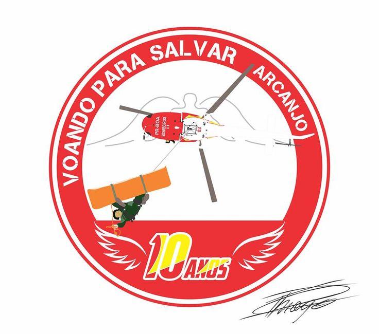 Esquadrilha Arcanjo promove pilotos e abre novas bases com mais helicópteros em MG.