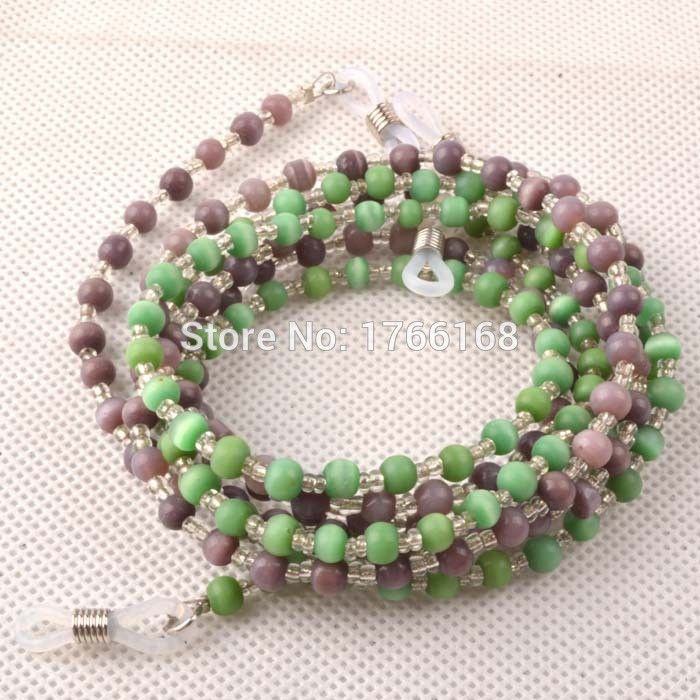 Wholesale 20PCS Fashion Sunglass Accessories Glass Glasses Chain Cord Eyeglass Neck Lanyards Retainers Holder 2colors $26.42