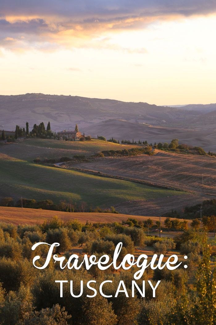 Travelogue: Tuscany & Umbria, Italy - Hither and Thither