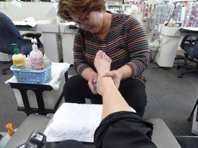 petaluma foot massage