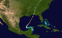 Hurricane Opal 1995