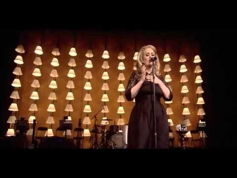 Adele - I Can't Make You Love Me  - The Royal Albert Hall [HQ]