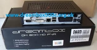 dreambox via fiber