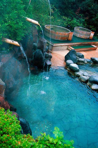 Hakone Kowaki-en Yunessun Spa Resort, Hakone, Kanagawa, Japan | I have been to Kinugawa Onsen in Nikko, Tochigi Prefecture, Japan and have been to Hakone but not to this spa resort