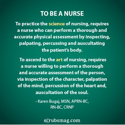 what does being a nurse mean to me