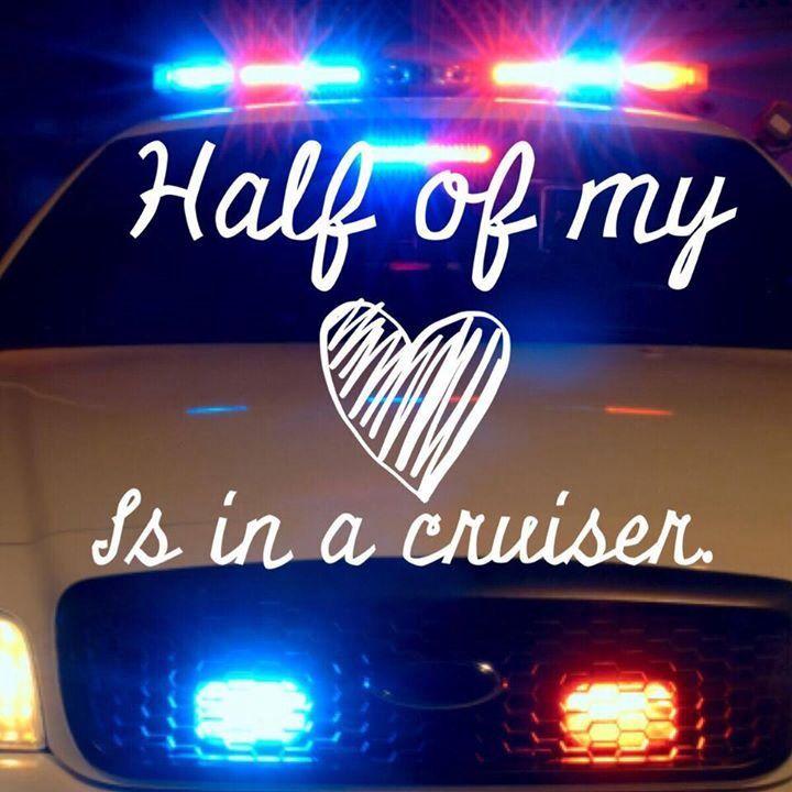 Half of my heart  Law Enforcement Today www.lawenforcementtoday.com